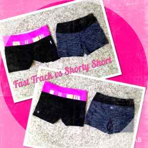 fast track vs shorty short