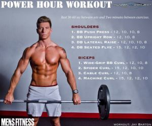 Mens Fitness_Power Hour