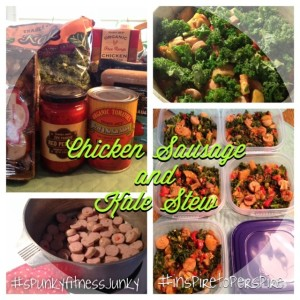 Recipes_Chicken Sausage and Kale Stew