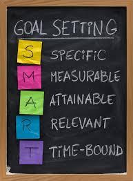 Goals - S.M.A.R.T.